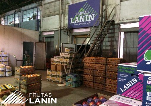 Frutas Lanin at La Plata Market – Buenos Aires
